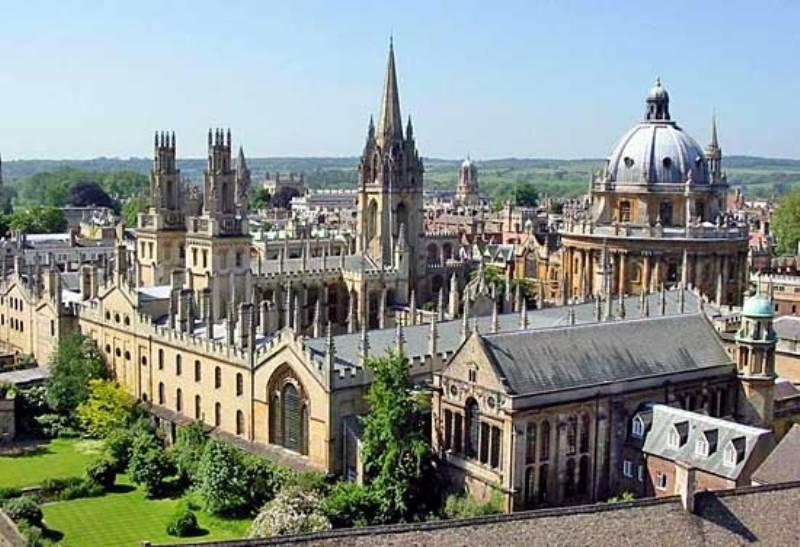 Đại học Oxford - Anh