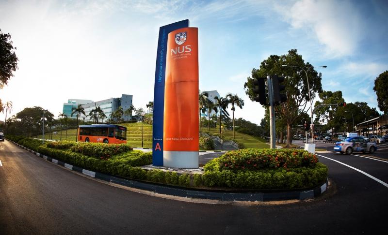 Đại học quốc gia Singapore (NUS) đứng thứ 24 trên thế giới