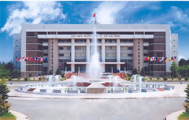 Đại học Quốc gia TP HCM