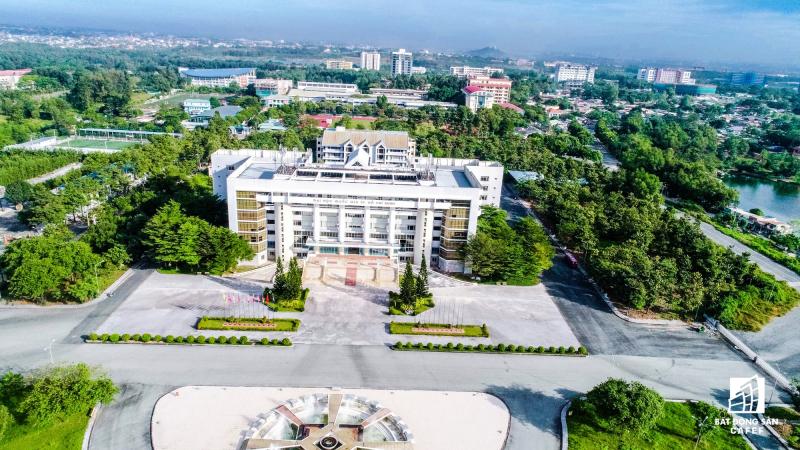 Khu Đại học Quốc gia sau hơn 20 năm hình thành