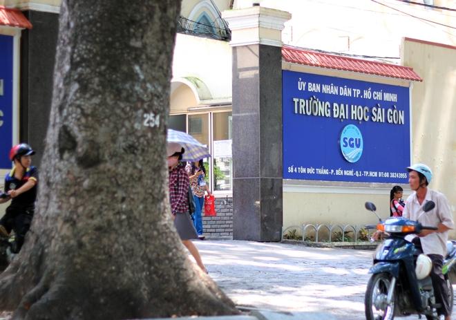 ĐH Sài Gòn
