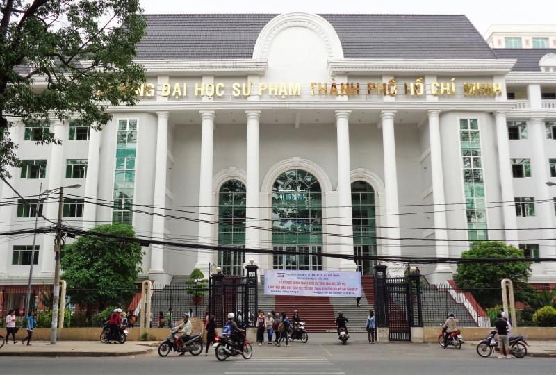 Trường Đại học Sư phạm Tp HCM