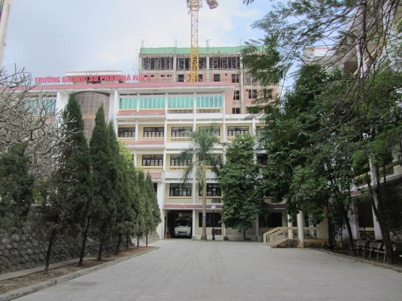 Đại học Sư phạm Hà Nội 2 nằm ở tỉnh Vĩnh Phúc