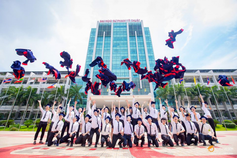 Đại học Sư phạm Kỹ thuật Thành phố Hồ Chí Minh.