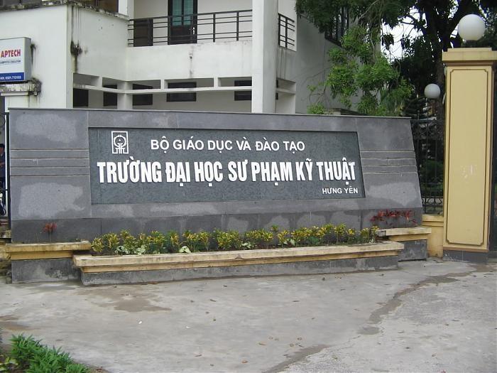 Đại học Sư phạm Kỹ thuật Hưng Yên