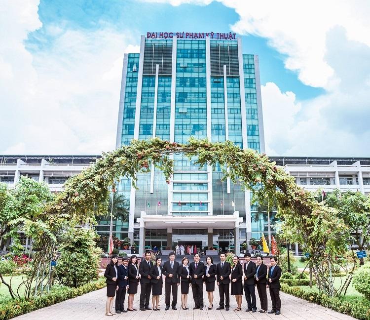 Đại học Sư phạm Kỹ thuật Thành phố Hồ Chí Minh