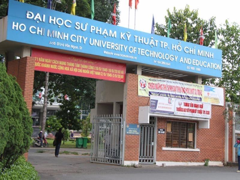 Đại học Sư Phạm Kỹ Thuật TP. HCM