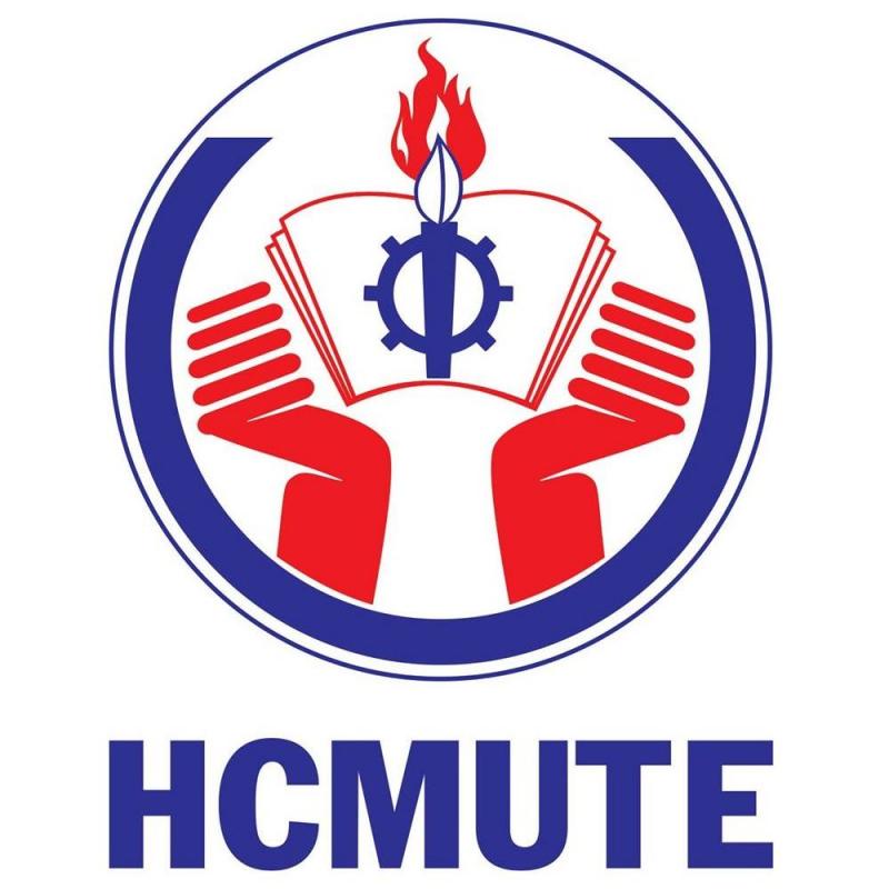 Logo Trường Đại học Sư phạm Kỹ thuật TP. HCM