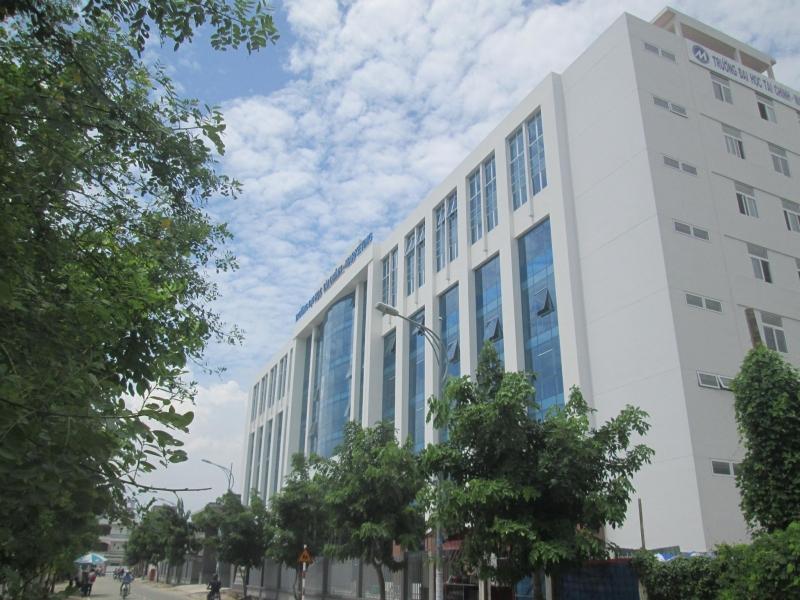 Đại học Tài chính Marketing TP HCM