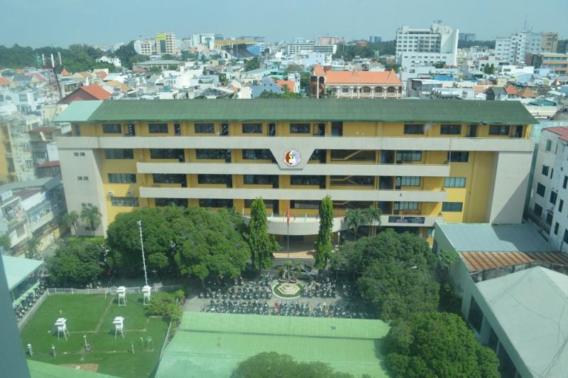ĐH Tài Nguyên - Môi Trường HCM