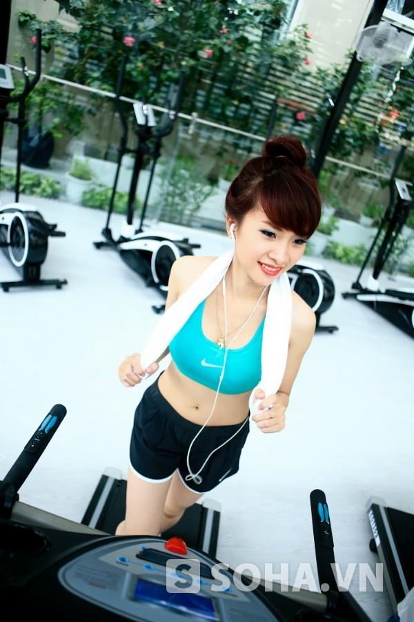 Phan Thị Kiều Trang - Á khôi 2 cuộc thi Miss Thăng Long 2012