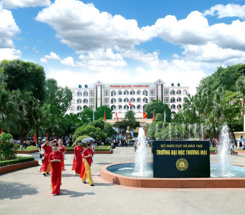 Đại học thương mại - Vietnam University of Commerce