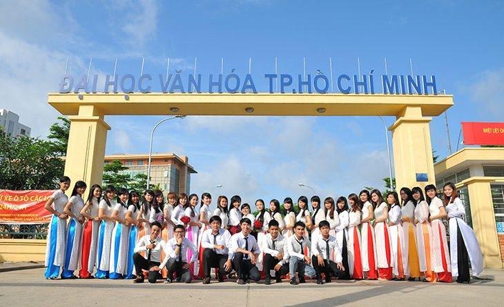 Đại học Văn hóa TP. HCM