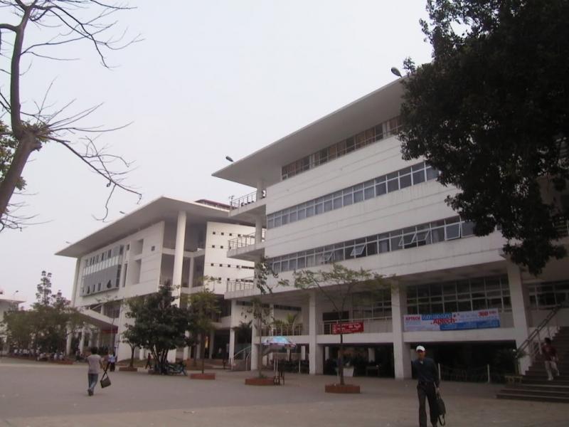 Trường Đại học Xây dựng (nguồn internet)