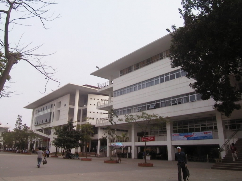 Đại học Xây dựng - National University of Civil Engineering