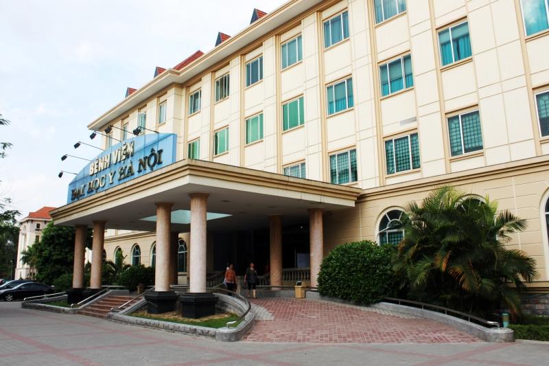 Đại Học Y Hà Nội luôn dẫn đầu trong tốt nhóm ngành y dược