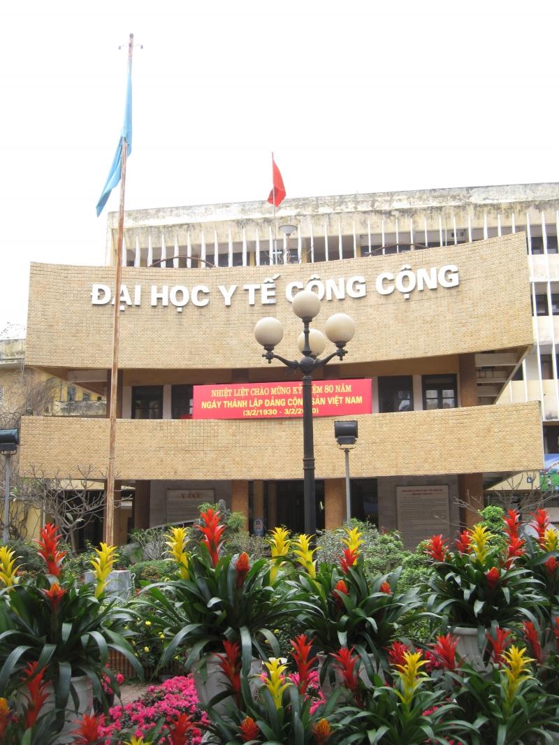 Đại học Y tế công cộng