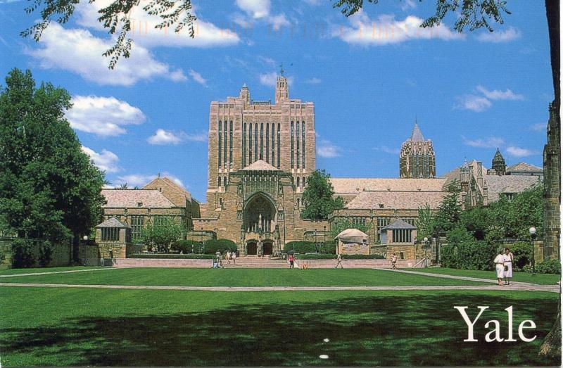 Đại học Yale, Mỹ