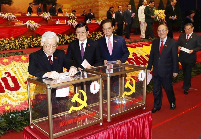 Đại hội Đảng khóa XII