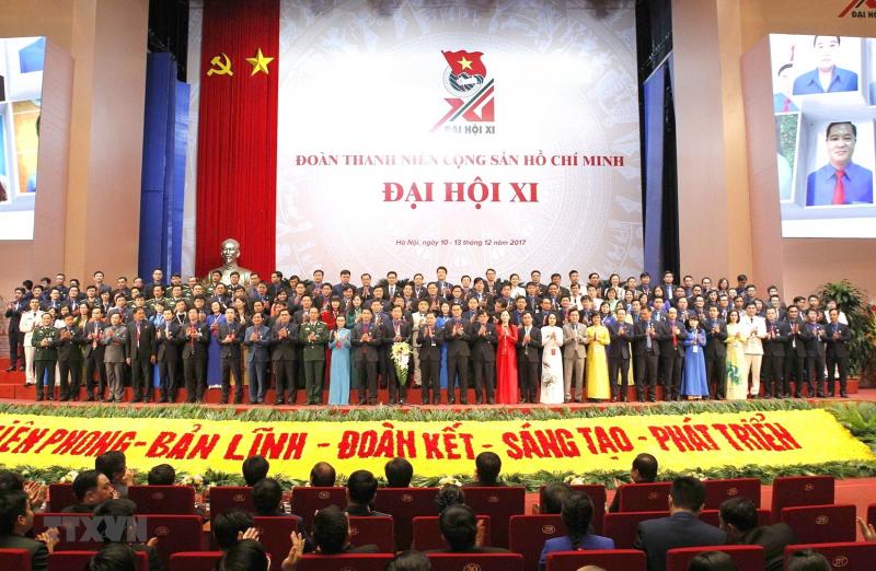 Đại hội toàn quốc của Đoàn Thanh niên Cộng sản Hồ Chí Minh