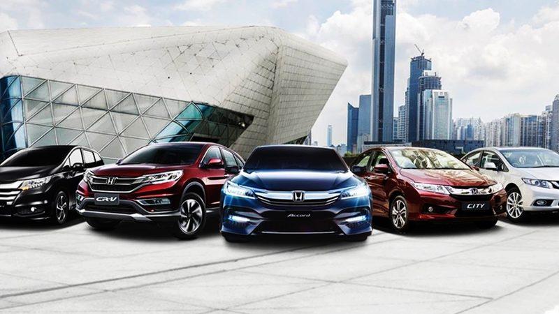 Top 4 đại lí xe Honda Ôtô chính hãng, uy tín và giá tốt nhất tại Hà Nội