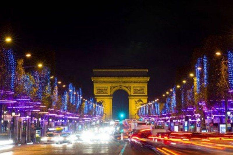 Đại lộ Champs-Elysées, Paris, Pháp