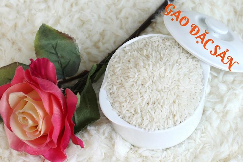 Gạo đặc sản tại đại lý gạo Phúc An