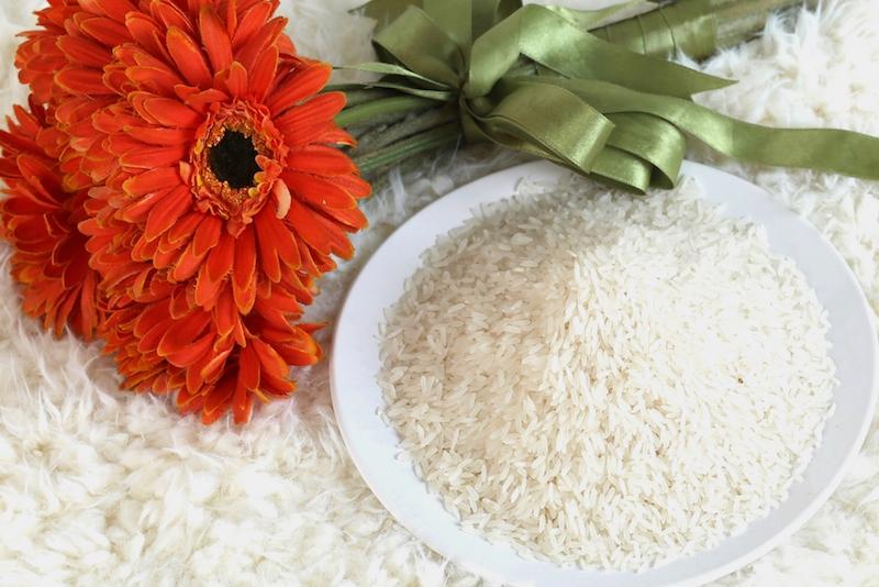 Gạo Ngon tại đại lý Quốc Trung