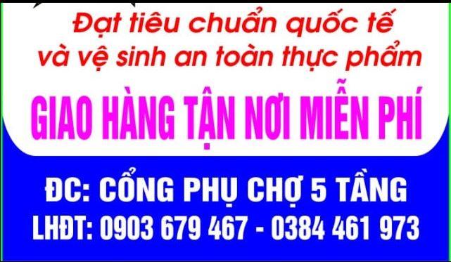 Đại Lý Gạo Thanh Mai