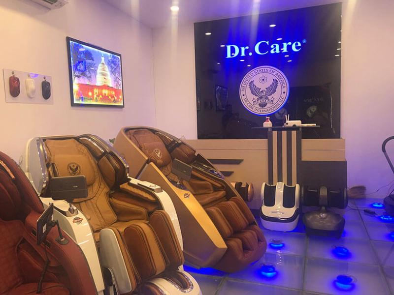 Đại lý ghế massage Dr.Care