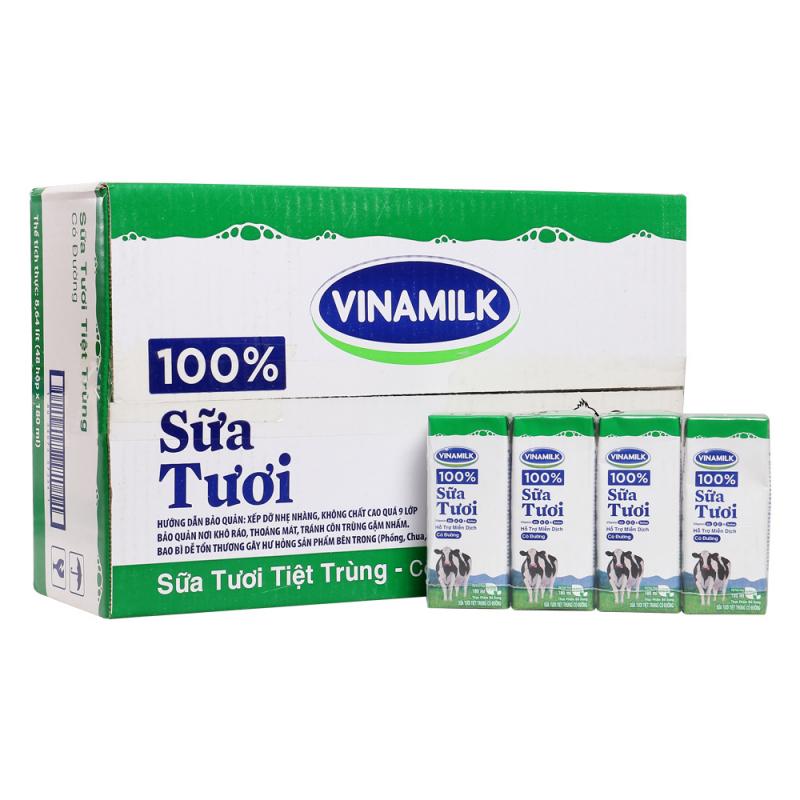 Đại lý sữa Vinamilk