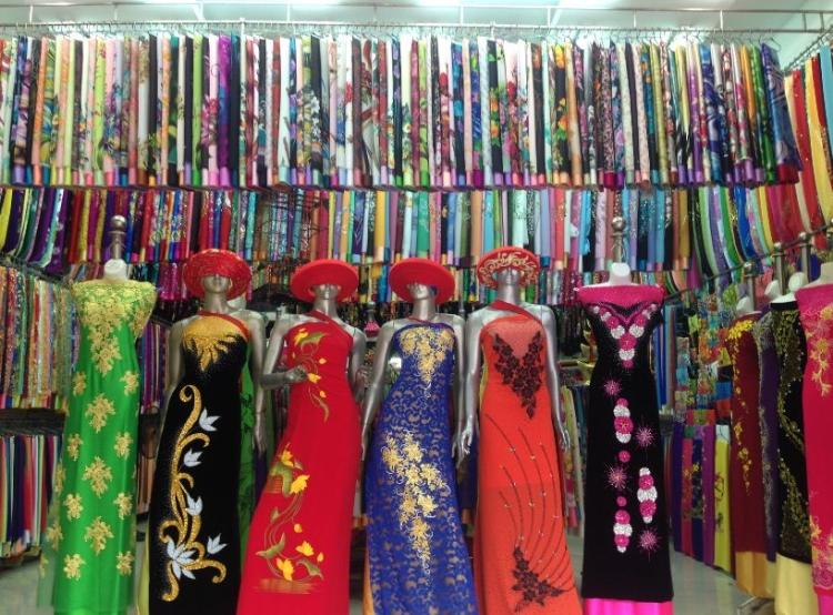 Tiệm vải Minh Đức