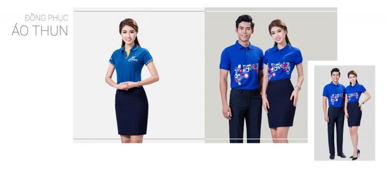 Đồng phục công sở Việt Tiến