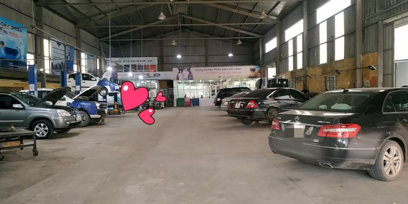 Đại Nam Auto Service