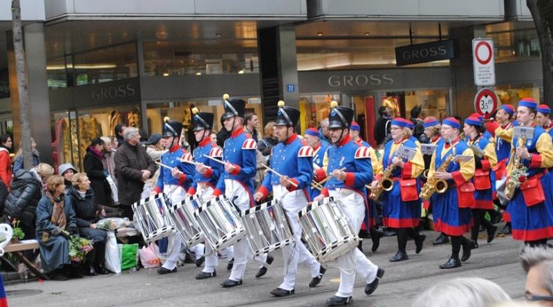 Đại nhạc hội và lễ hội mùa đông Brits, Thụy Sĩ