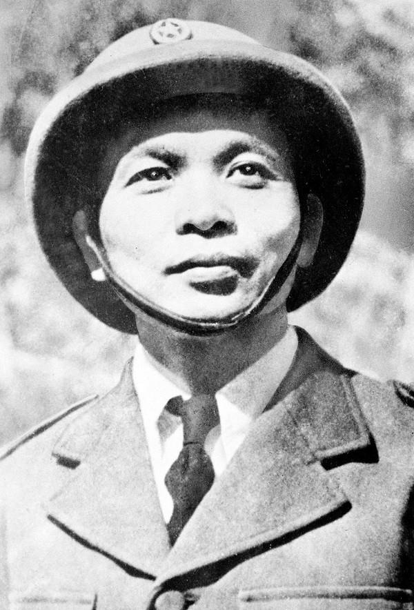 Đại tướng trẻ nhất Việt Nam