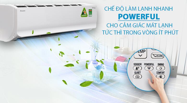 Daikin Inverter FTKC50UVMV
