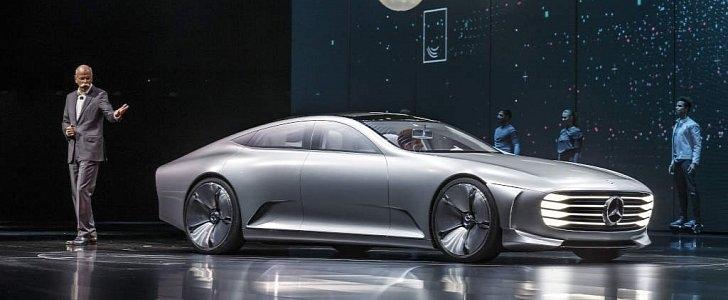 Daimler (Mercedes-Benz) - Điểm danh tiếng: 77,7