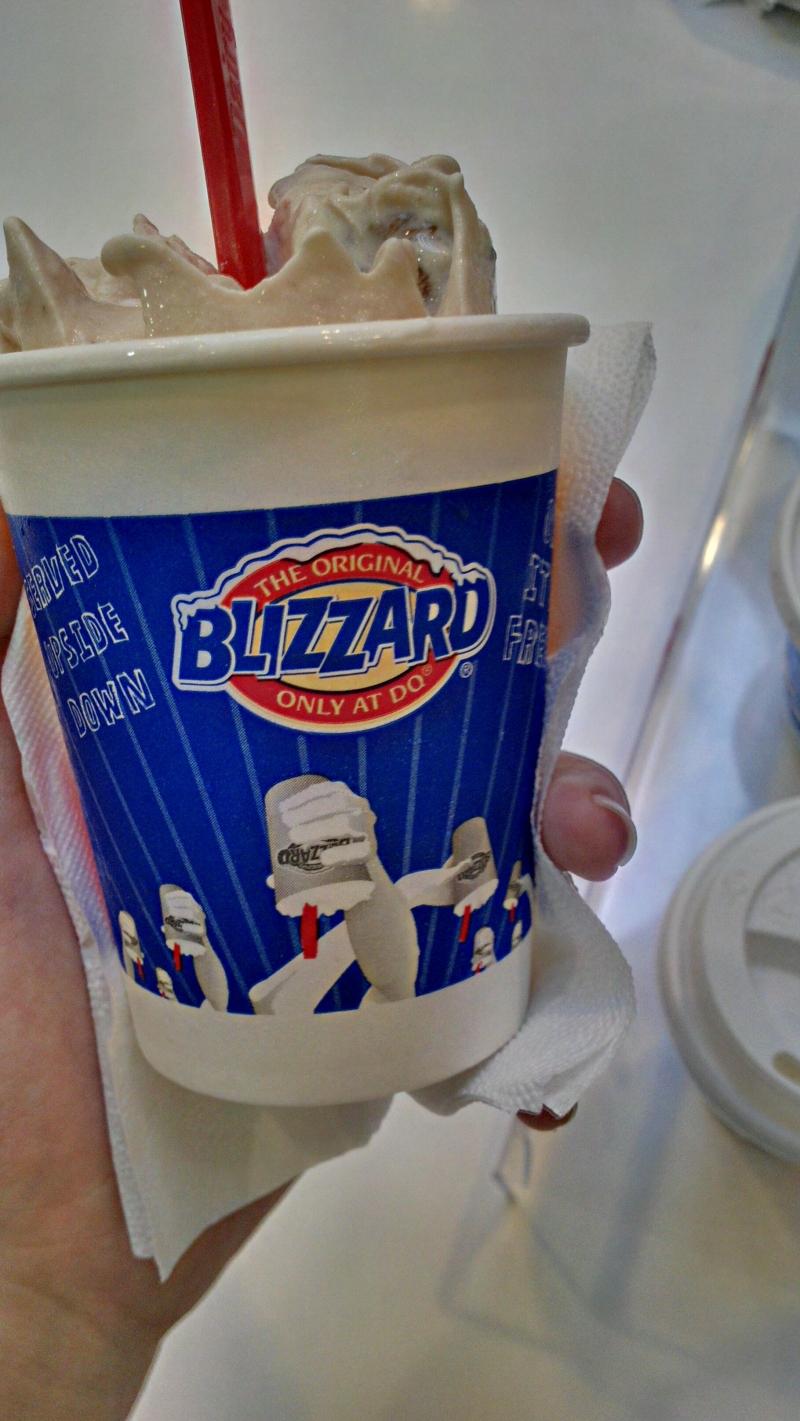 Blizzard - kem úp ngược.