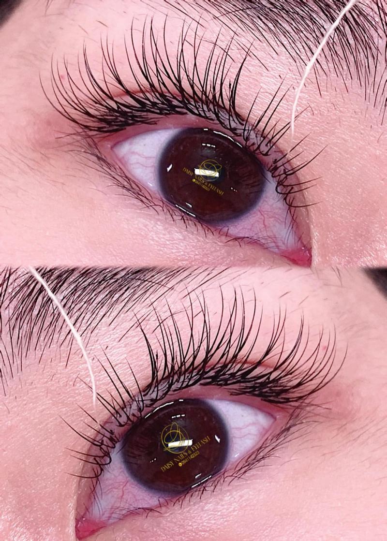 Daisy NaiIs & Eyelash
