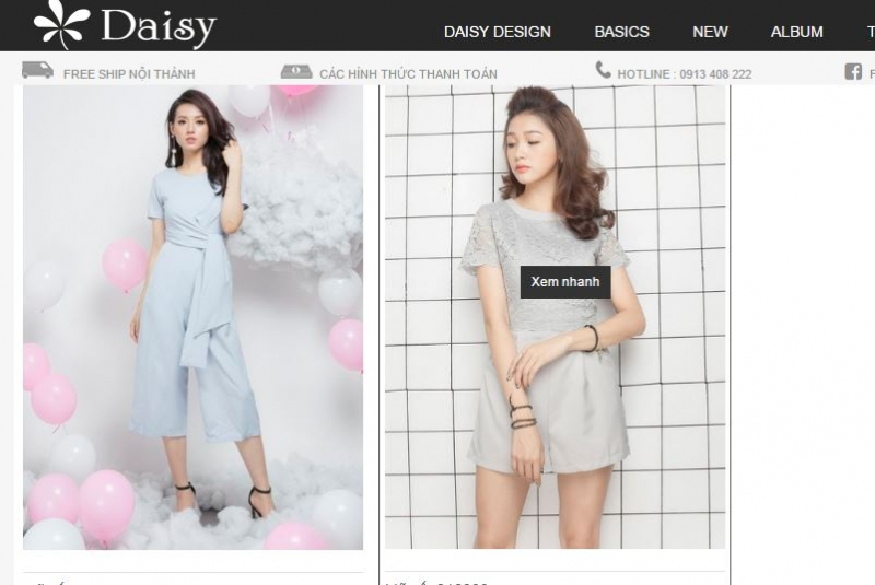 Daisy jumpsuit