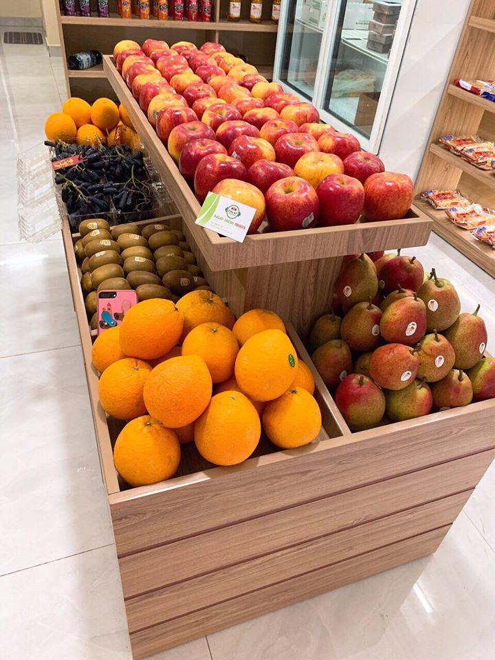 Dalat Fresh Fruits