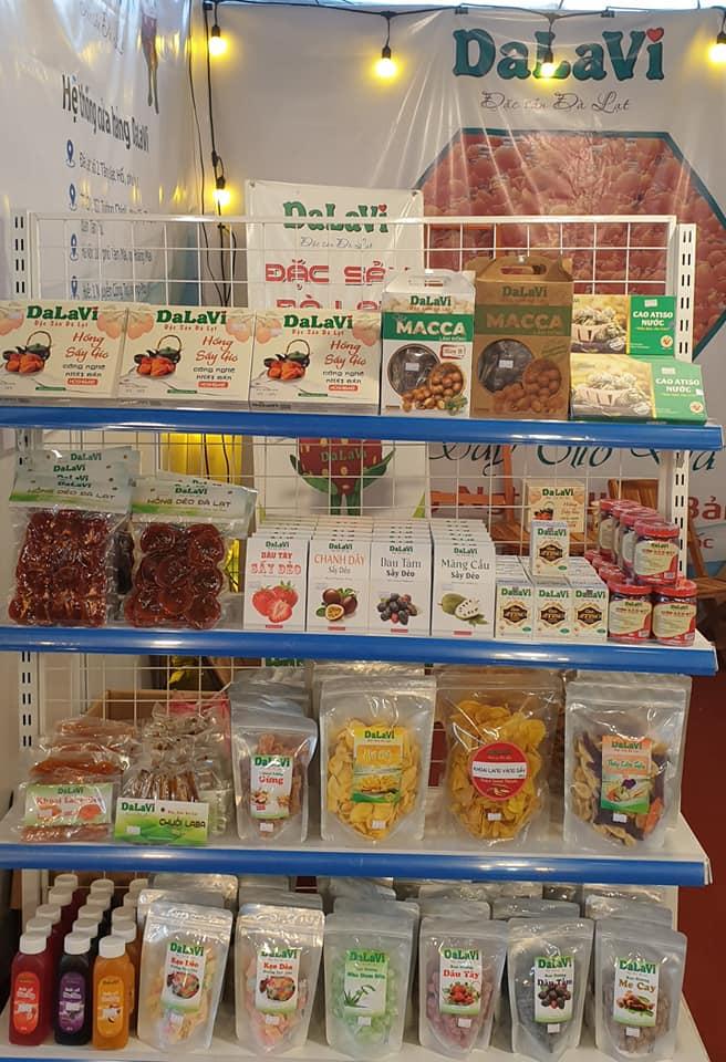 Các sản phẩm khác của Đặc sản Đà Lạt - Dalavi