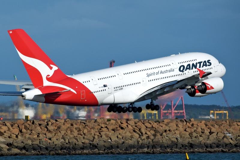 Quantas là 1 trong 2 hãng hàng không cung cấp chuyến bay dài thứ 5 trong danh sách các chuyến bay dài nhất thế giới này