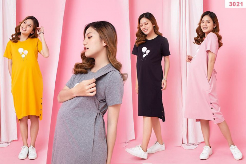 Top 4 Shop đầm bầu đẹp nhất Quảng Ngãi