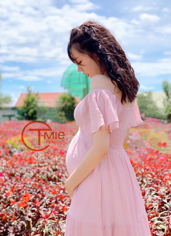Đầm bầu T-Mie