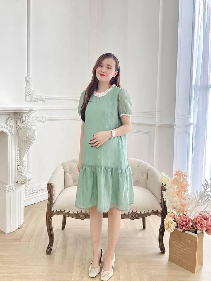 Đầm bầu thiết kế MD maternity BẮC NINH