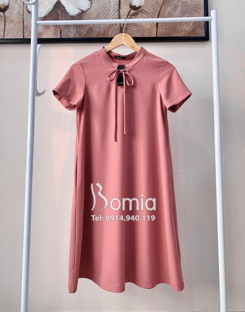 Đầm bầu thời trang BOMIA
