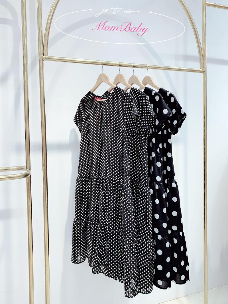 Đầm Bầu Thời Trang Mombaby