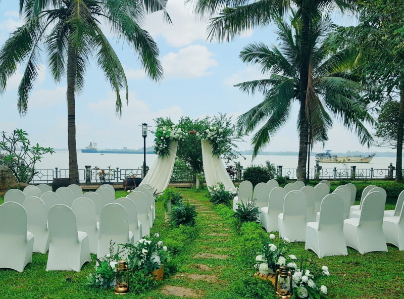 Đám Cưới Phong Cách Wedding Planner